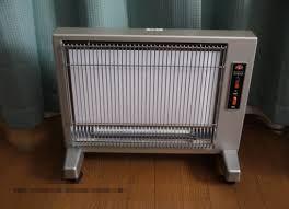空気を汚さない暖房器具サンルミエは暖かい?